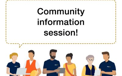 Community input session 6 February